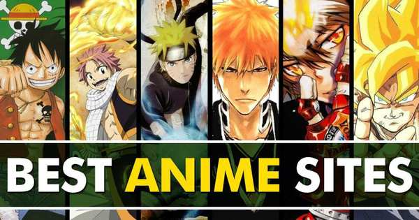 Heres The List Of 10 Best Anime Sites