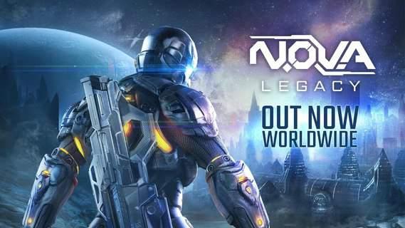 N.O.V.A. Legacy