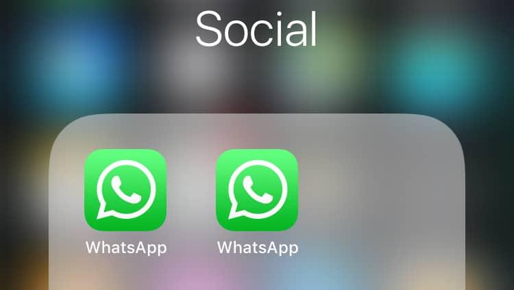 Install 2 WhatsApp on one iPhone No Jailbreak