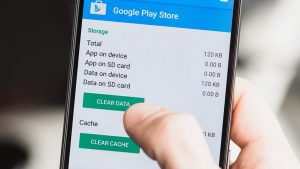 Fix Google Play Store Error DF-DFERH-01