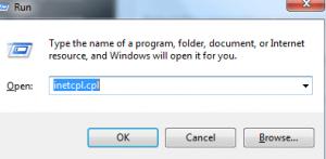 Err_Proxy_Connection_Failed Error in Chrome