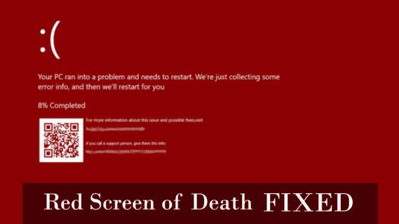 How to fix Windows Black Screen of Death Error - WapTechs.com