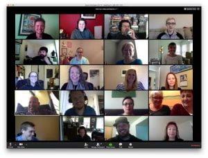 Google hangout Video Calling App for PC