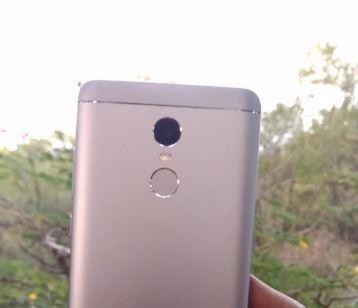 Redmi Note 3 Fingerprint Scanner not Working