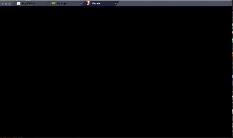 Fix Bluestacks Black Screen Error