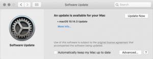 Mac Combo Update
