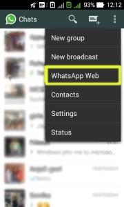 Use WhatsApp on PC