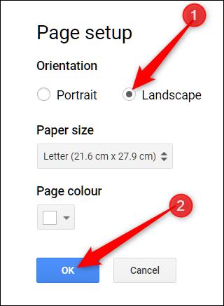 Google Doc Landscape