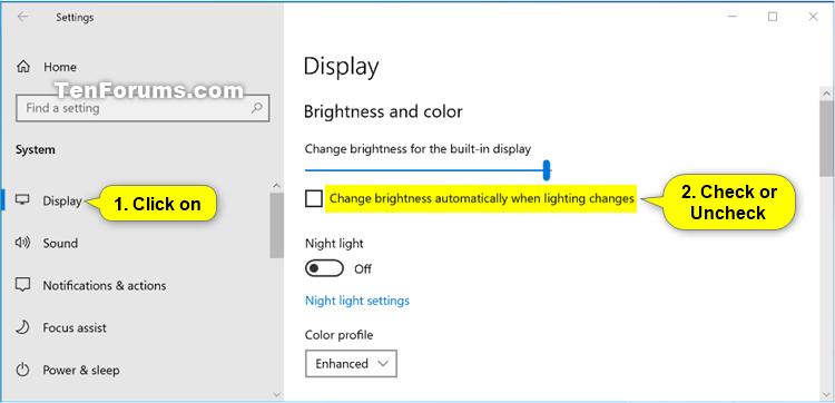 Fix Brightness Not Change