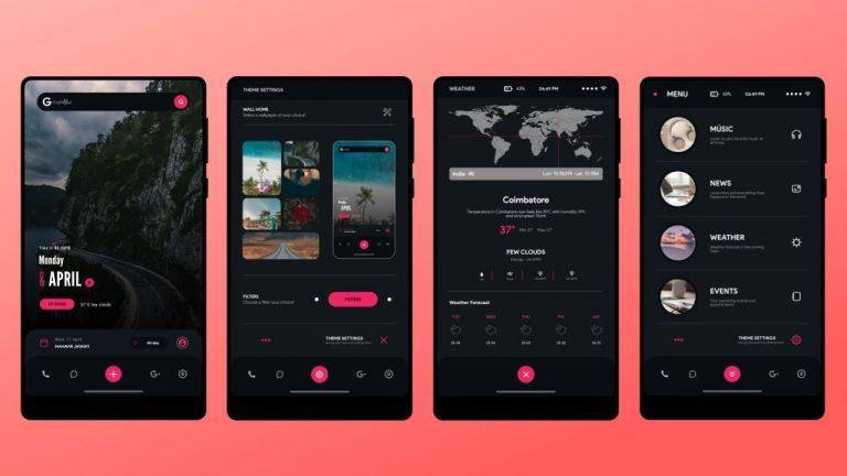 15 Best Nova Launcher Themes, Setups & Icon Packs