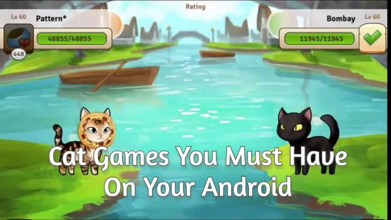 The Best Meowtastic Cat Games and Cat Apps You Must Have on your Android Phone